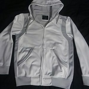 Champs Sports Gear zip up Hoodie